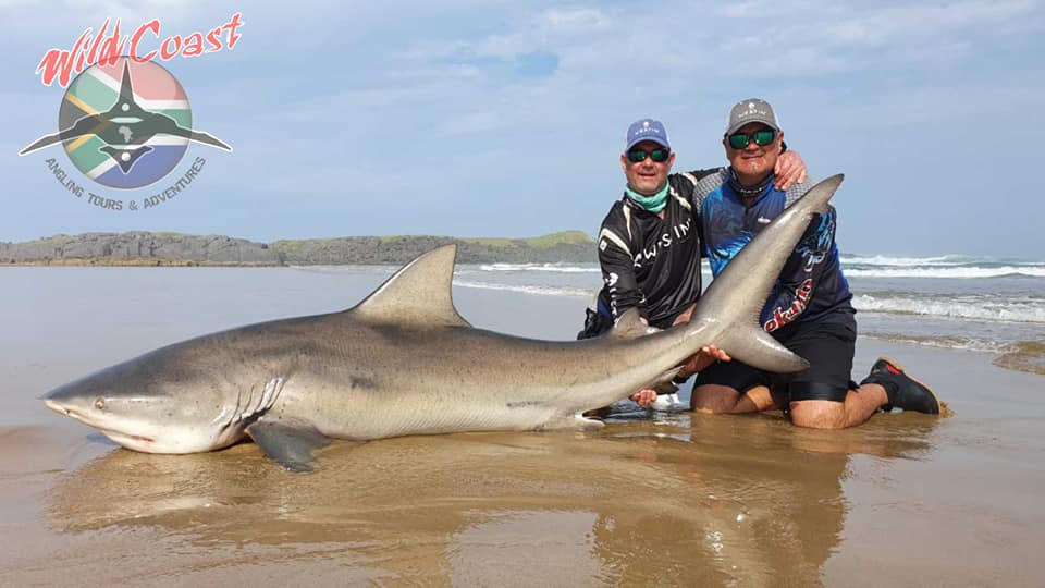 Mazeppa Bay 2020 with Wild Coast Angling Tours